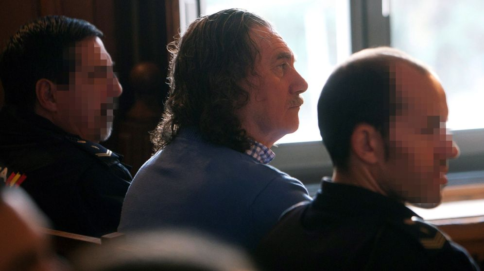 Foto: El narcotraficante gallego José Ramón Prado Bugallo (c), conocido como Sito Miñanco. (EFE)