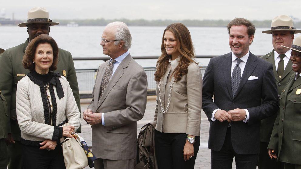 Los reyes de Suecia, 'cabreados' con Magdalena por un nuevo plantón