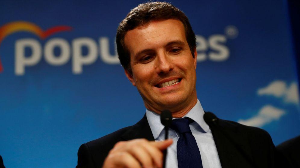 Foto: El líder del PP, Pablo Casado. (Reuters)