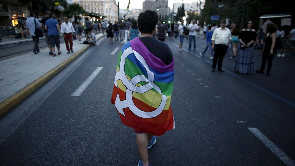 Casarse es más fácil que salir del armario en la Grecia de Syriza
