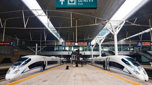 Los trenes con los que China quiere conquistar el mundo a 300 km/h