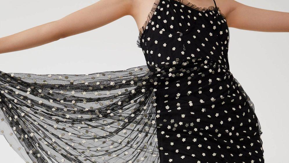 Foto: El vestido de Zara que quieres y necesitas. (Cortesía)
