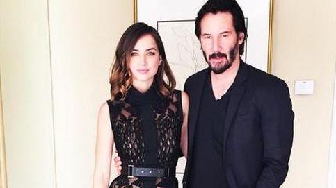 Ana de Armas y Keanu Reeves, juntos y muy compenetrados en Los Ángeles