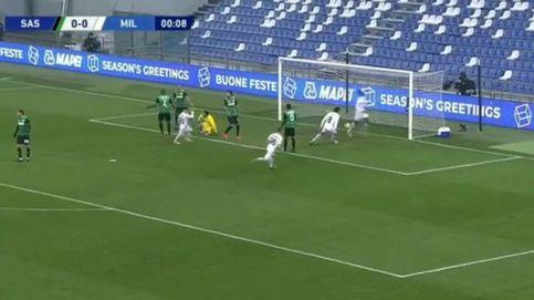 El gol más rápido de la historia en una liga europea: 6 segundos desde el saque inicial