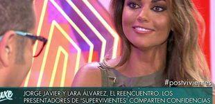 Post de ¿Por qué guapo concursante de 'Supervivientes' se sintió atraída Lara Álvarez?