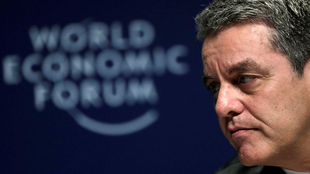 Foto: Roberto Azevedo, director general de la Organización Mundial del Comercio. (Reuters)