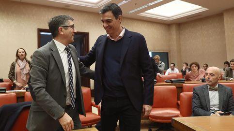 Patxi López se cae del encaje final de Sánchez para los ministerios de Estado