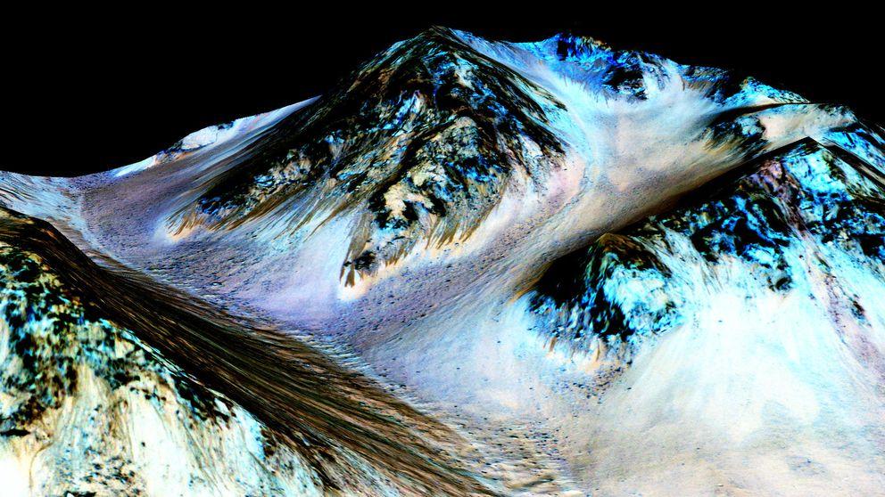 Energía, agua, oxígeno...¿Qué hace falta para que haya vida en Marte?