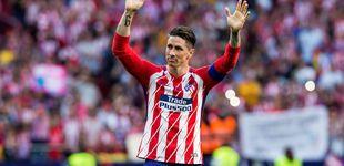 Post de Se retira Fernando Torres, la torre que no conquistó Florentino