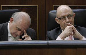 Hacienda certifica la caída de agentes de las Fuerzas de Seguridad en 2014