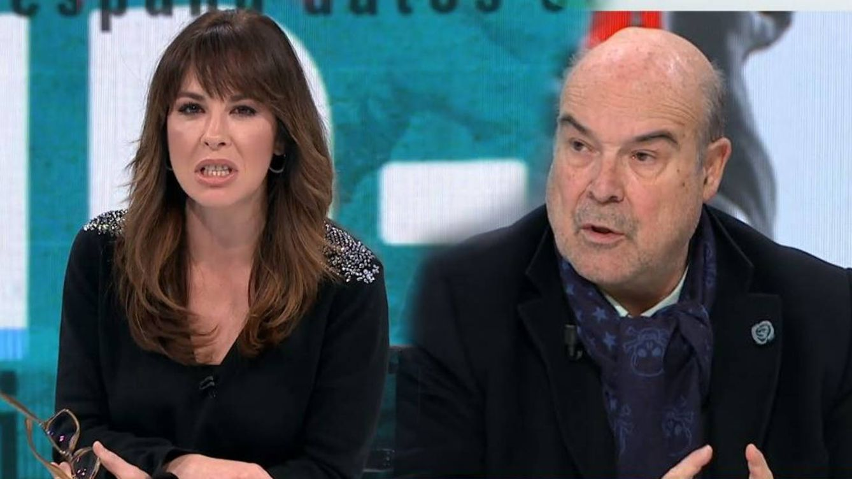 Antonio Resines azota a Almeida en La Sexta por su gestión de la nevada: Esto es un caos