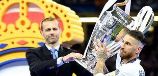 Post de El Real Madrid, rey de Europa con Franco y también en color (con el PP)