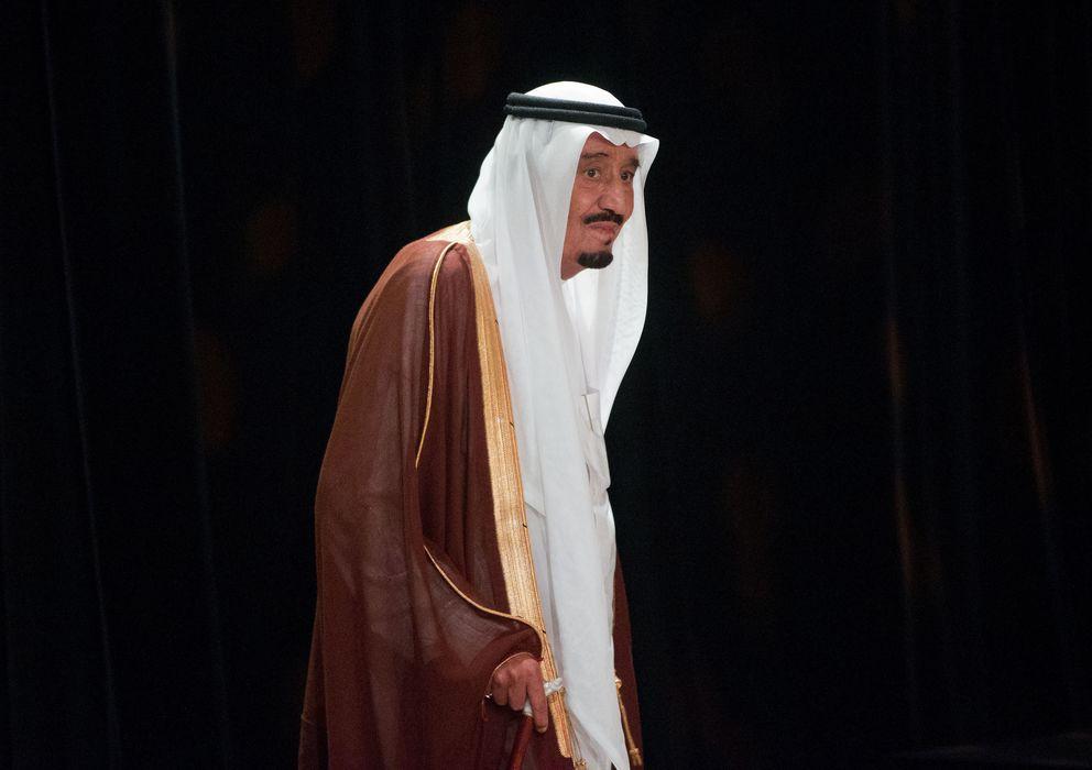 Foto: El fallecido Rey Abdallah de Arabia Saudi (EFE)