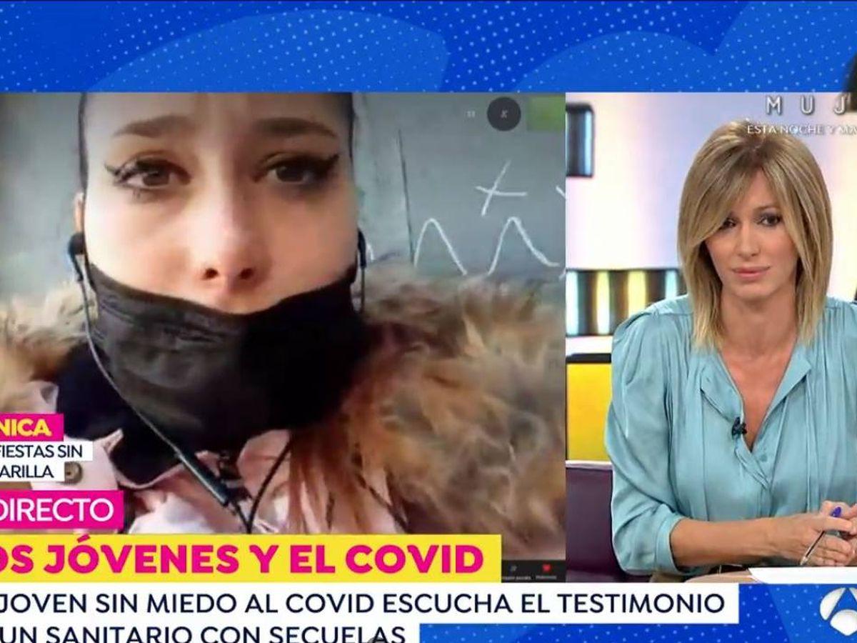 Foto: Mónica y Susanna Griso. (Atresmedia Televisión)