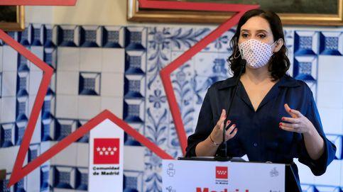 Ayuso renovará hasta el 30 de junio a los 11.000 sanitarios contratados para el covid