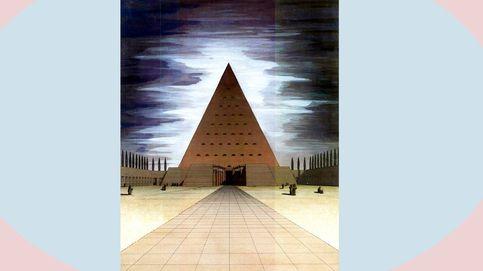 Una pirámide para enterrar a Franco: historia oculta de un proyecto maldito