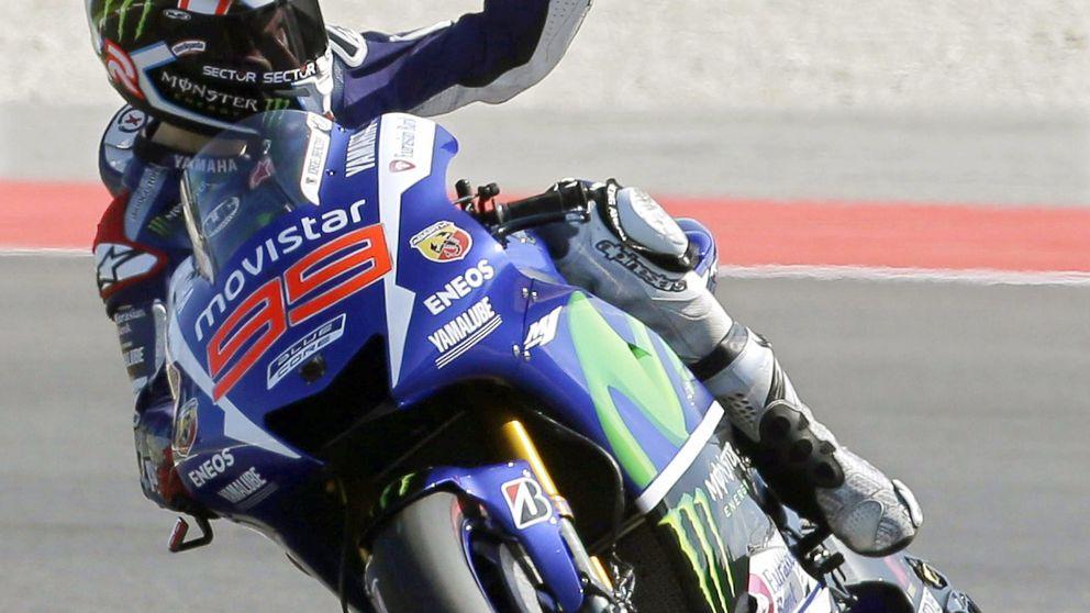 Lorenzo sigue intratable y saldrá primero en el circuito de Misano