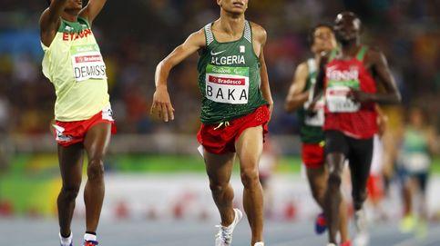 El atleta paralímpico que podría haber sido campeón olímpico en Río en 1.500