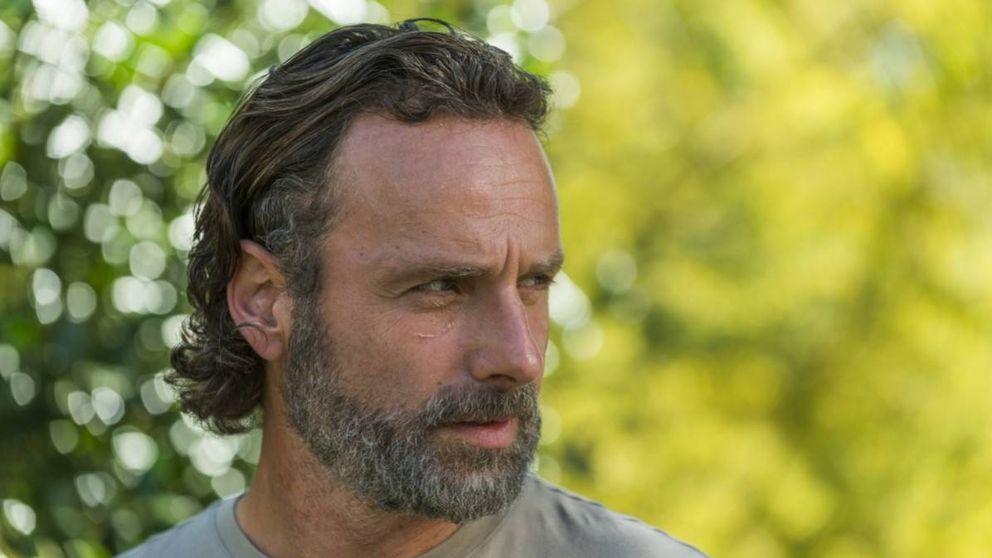 Andrew Lincoln volverá a ser Rick en tres películas de 'The Walking Dead'