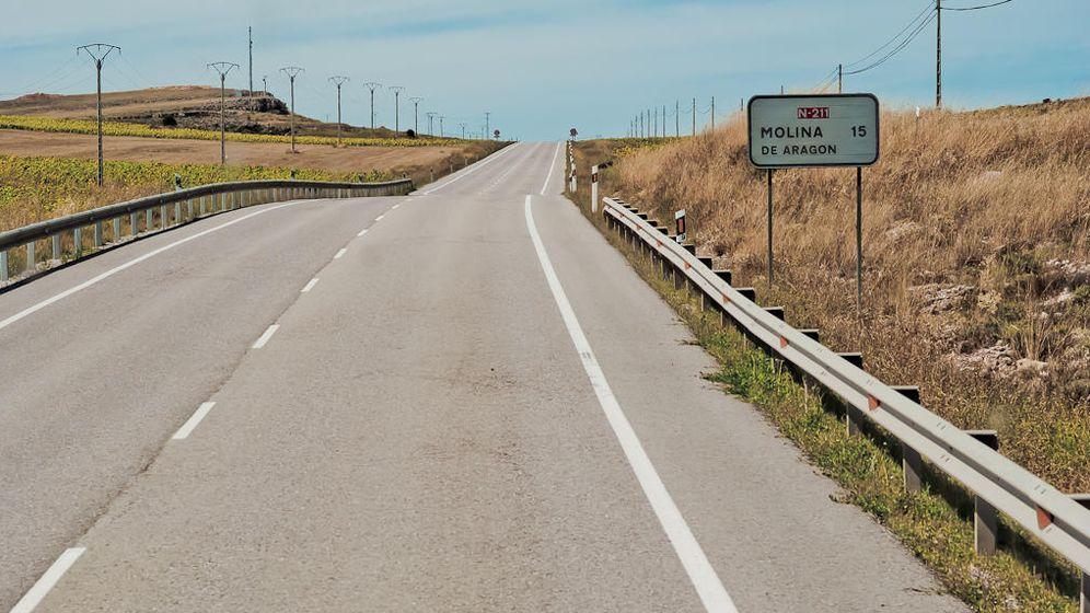 Foto: Molina de Aragón es la localidad más despoblada de Europa (Flickr/Antonio Delgado)