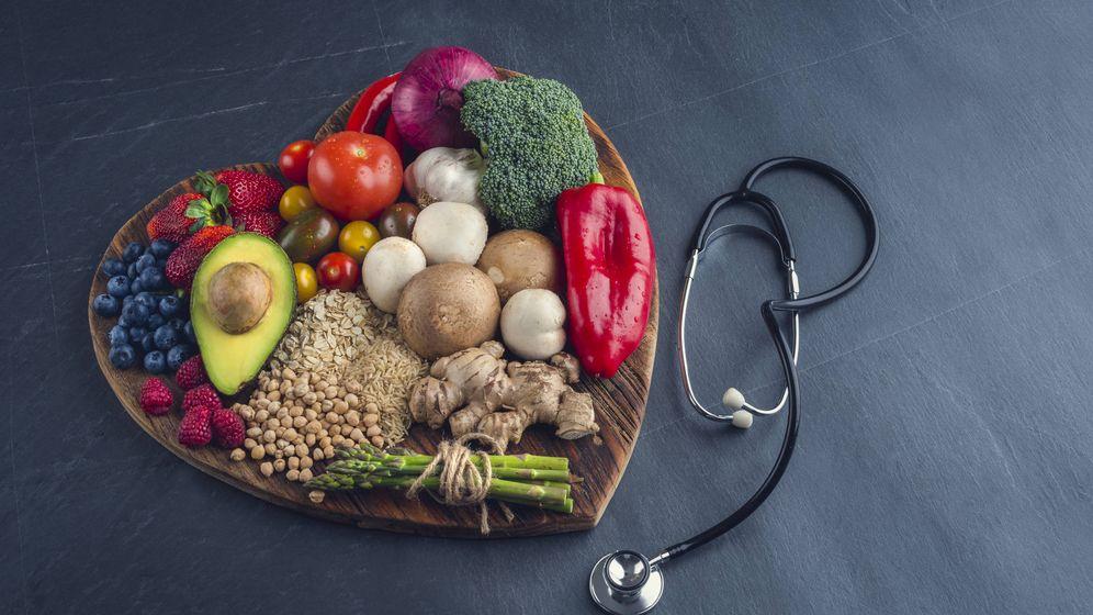 Foto: Alimentación y salud cardiovascular. (iStock)