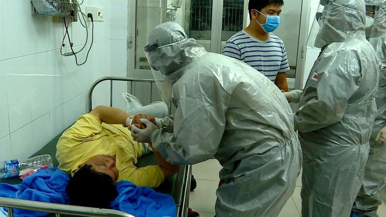 Foto: Dos casos del virus de Wuhan confirmados en Taiwán. (Reuters)