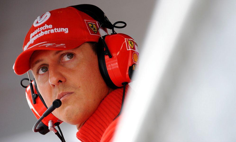 Foto: Michael Schumacher, en una foto de archivo (Reuters)