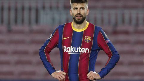 La riña de Piqué con Griezmann hunde más al Barcelona: ¡No, la concha de tu madre, tú!