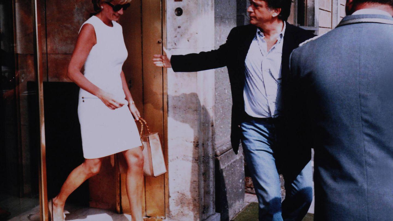 Diana, en Roma. (Getty)
