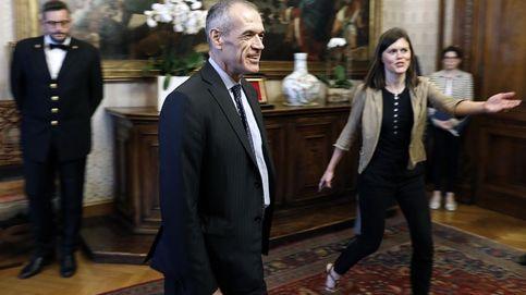 Míster Tijeras, así es el hombre llamado a 'salvar' Italia