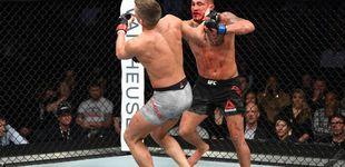 Post de UFC Nashville: Anthonhy Pettis acaba con Thompson con un KO para el recuerdo