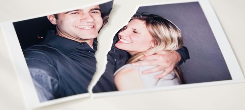 Foto: Cuanto más débiles son los lazos sobre los que se construye una relación más difícil es mantener la amistad tras la ruptura. (Corbis)