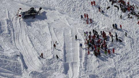 Al menos cuatro muertos en una avalancha en los Alpes franceses