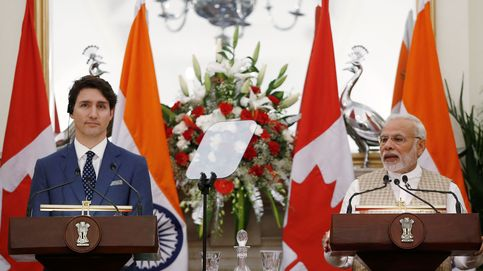 Trudeau, un desastroso viaje a la India y su primera gran metedura de pata