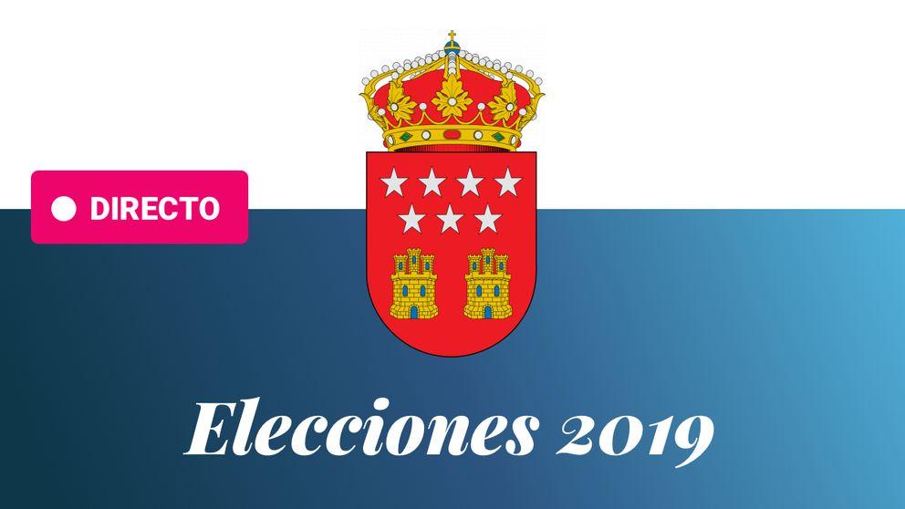 El PSOE gana las elecciones generales en Madrid con un 99,99% de escrutinio