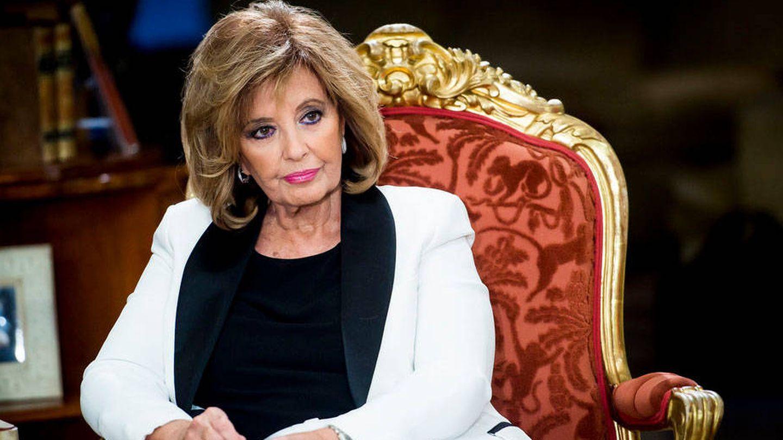 María Teresa Campos. (Mediaset España)