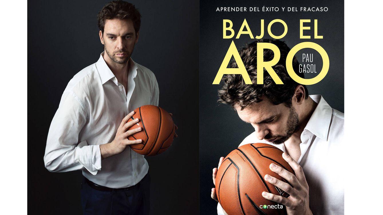Foto: Pau Gasol, uno de los deportistas referentes del deporte español, revela en su libro las claves del éxito profesional y personal.