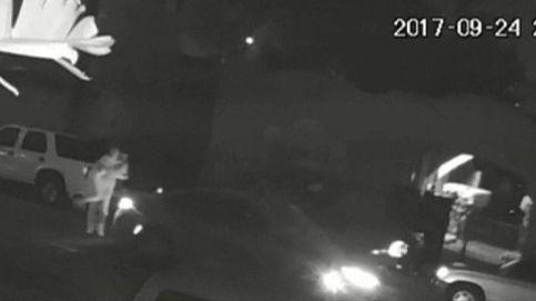 Cámaras de seguridad captan el posible secuestro de una mujer en Estados Unidos
