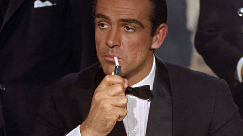 Sean Connery. (Fotograma de 'Agente 007 contra el doctor No')