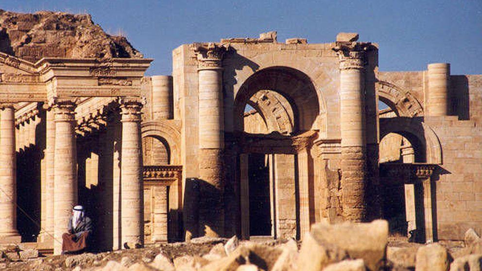 El ISIS destruye las históricas ciudades de Hatra y Jorsabad