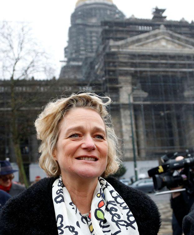 Foto: Delphine Boël, en una imagen de archivo. (Reuters)