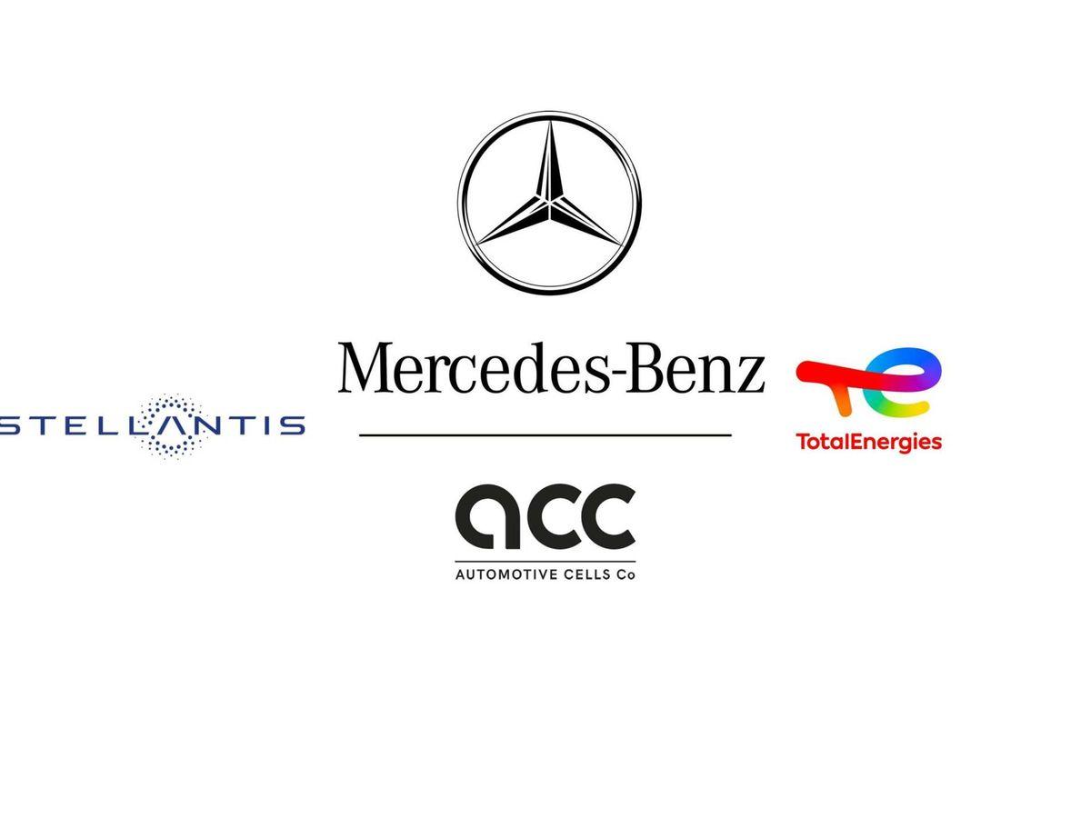 Foto: Mercedes-Benz, Stellantis y TotalEnergies se convierten en los tres socios que intentarán llevar a ACC a sus objetivos.