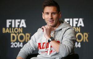 Leo Messi: No sé dónde estaré el año que viene