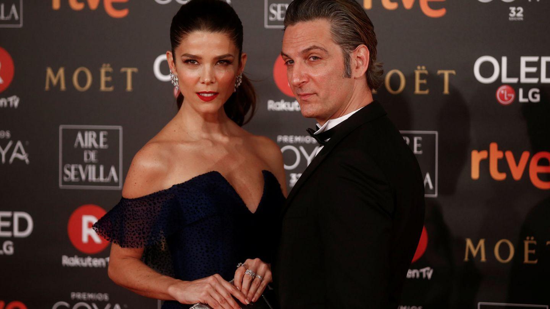 Ernesto Alterio y Juana Acosta. (Reuters)