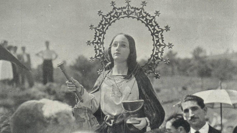 Foto: Santa Marta de Ribarteme.