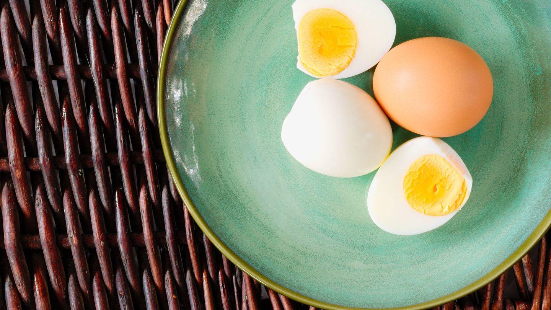 Los huevos duros, la dieta para después de la Navidad