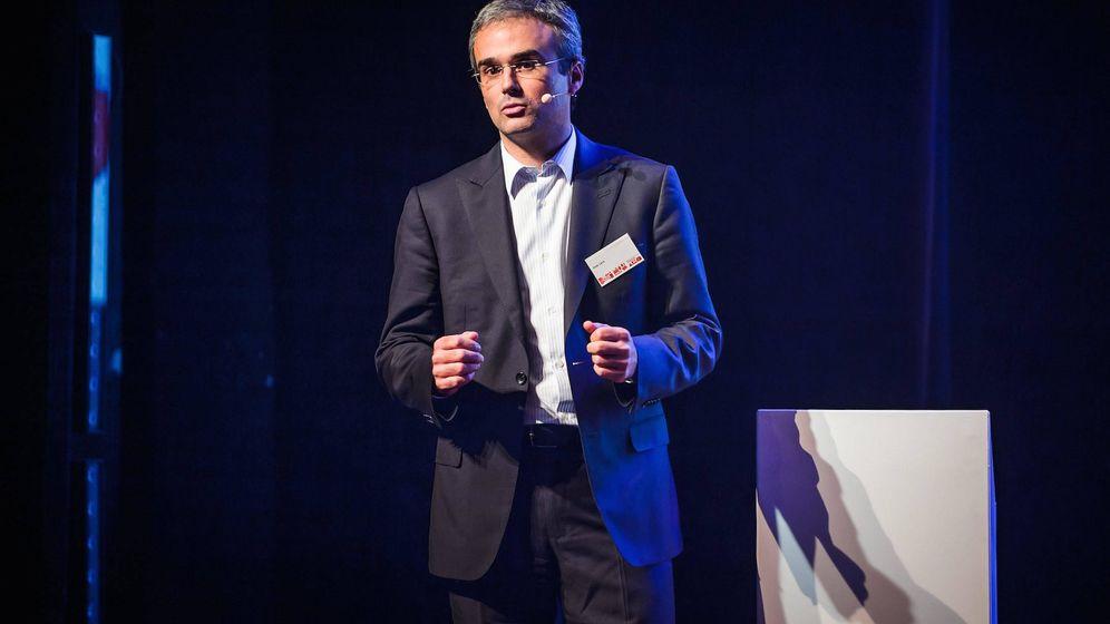 Foto: José Manuel Lara García-Píriz, primogénito del empresario y editor de Planeta José Manuel Lara Bosch. (EFE)