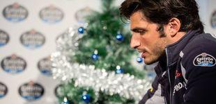 Post de Carlos Sainz y la anécdota con Mercedes,