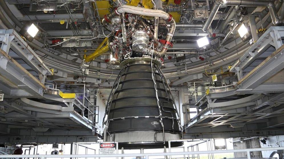 Foto: De ser realidad, los motores de Rosatom dejarán obsoletos a modelos como el RS-25, la joya de la corona de la NASA.