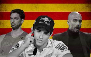 Así opina el deportista catalán, víctima de sus palabras  el 9-N